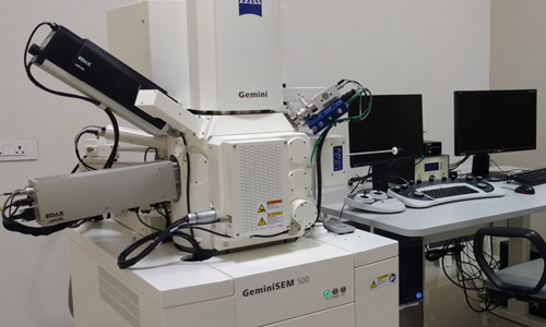 Facilities for Materials Characterization and Testing